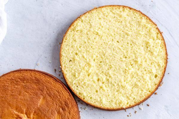 نصائح لأفضل كعكة إسفنجية